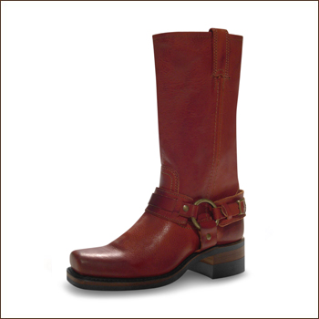 Belted Harness Frye boots